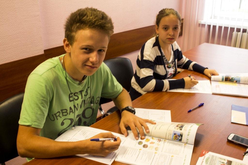 Английский язык для детей школьного возраста