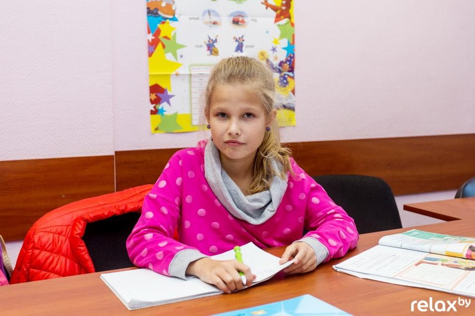 занятия по английскому для детей