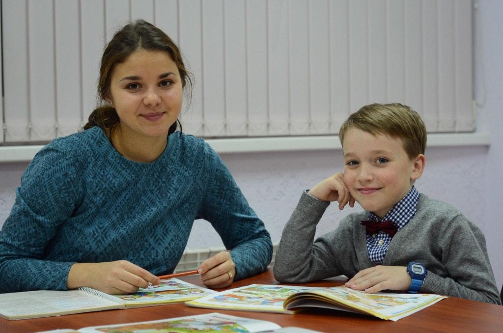 Английский для детей 6-8 лет