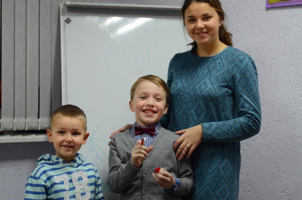 Изучение английского языка детьми 5 - 9 лет