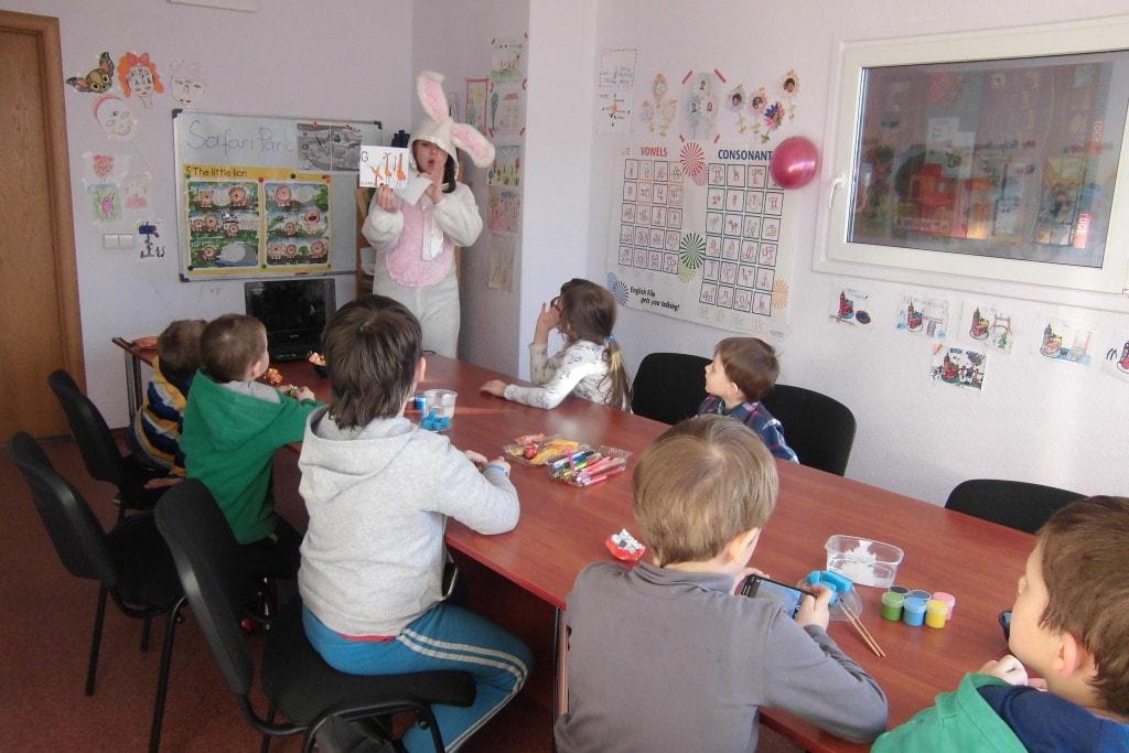 летний языковой лагерь английского языка для детей