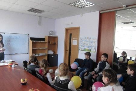 летний лагерь английского языка в Минске